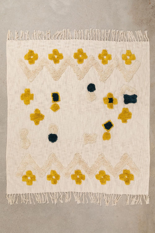 Mondi Cotton Palid Blanket, gallery image 1