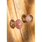 Set of 2 Bubble Glass Handles, thumbnail image 2