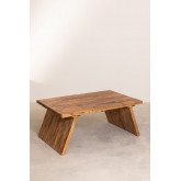 Recycled Wood Coffee Table Caffie, thumbnail image 2