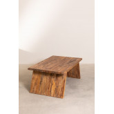 Recycled Wood Coffee Table Caffie, thumbnail image 4