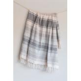 Plaid Blanket in Tieron Cotton, thumbnail image 5
