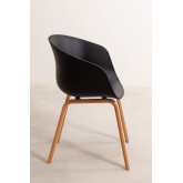Wooden Yäh Chair, thumbnail image 2