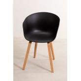Wooden Yäh Chair, thumbnail image 4