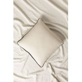Cushion with Cotton Embroidery (45x45 cm) Falbus, thumbnail image 2