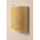 Wall Sconce in Rattan Sety, thumbnail image 3