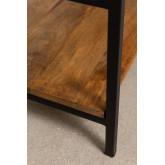 Mango Wood Shelf Aster , thumbnail image 5