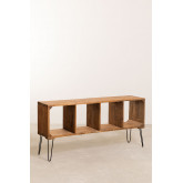 Recycled Wooden Sideboard Shelving Unit Ceila , thumbnail image 2