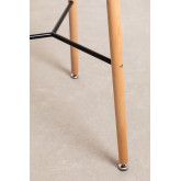 Round High Table in MDF and Metal (Ø60 cm) Royal Design, thumbnail image 4