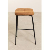 High Stool in Leatherette Ospi, thumbnail image 3