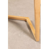 Round Dining Table in Ash Wood (Ø120 cm) Keira, thumbnail image 5