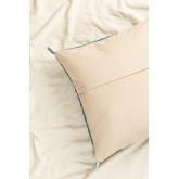 Balu Square Cotton Cushion (50x50cm), thumbnail image 2