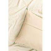 Lozi Square Cotton Cushion (50x50cm), thumbnail image 2