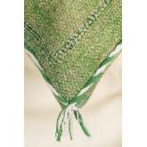 Lozi Square Cotton Cushion (50x50cm), thumbnail image 3