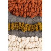 Ibaz Square Cotton Cushion (50x50 cm) , thumbnail image 3