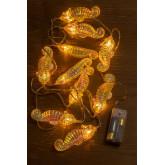 Decorative LED Wreath Ocen (2.22 m and 2.27 m) , thumbnail image 2