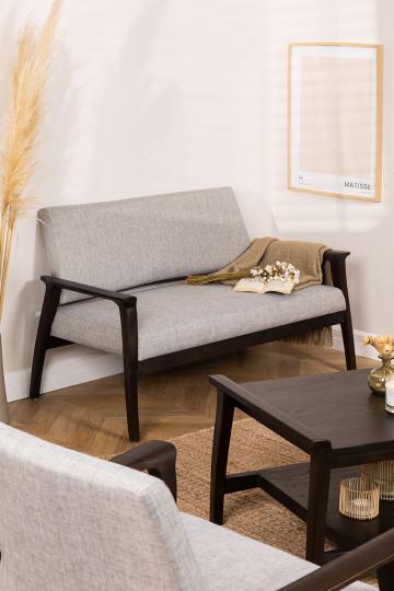 2 Seater Sofa in Milen Fabric