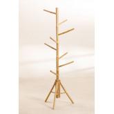 Sokka Bamboo Coat Rack, thumbnail image 2