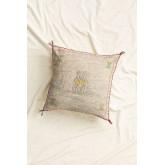 Etti Square Cotton Cushion (50x50 cm) , thumbnail image 1