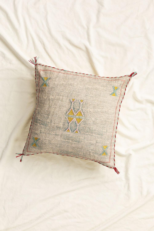 Etti Square Cotton Cushion (50x50 cm) , gallery image 1