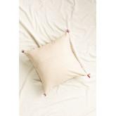 Etti Square Cotton Cushion (50x50 cm) , thumbnail image 2