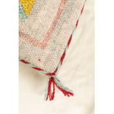 Etti Square Cotton Cushion (50x50 cm) , thumbnail image 3