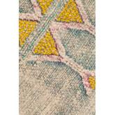 Etti Square Cotton Cushion (50x50 cm) , thumbnail image 4