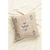 Otok Square Cotton Cushion (50x50 cm) Otok, thumbnail image 1