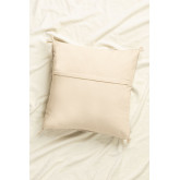 Otok Square Cotton Cushion (50x50 cm) Otok, thumbnail image 2