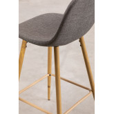 Pack 4 High Stools in Linen Glamm, thumbnail image 4