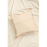 Bron Square Cotton Cushion (50x50cm) , thumbnail image 2