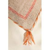 Bron Square Cotton Cushion (50x50cm) , thumbnail image 4