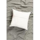 Royn Square Cotton Cushion (50x50 cm) , thumbnail image 2