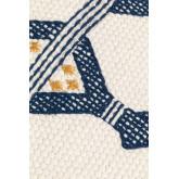 Royn Square Cotton Cushion (50x50 cm) , thumbnail image 4