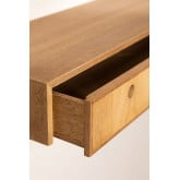 Ash Wood Hall  Receiver with Drawer 80 cm Glai, thumbnail image 4