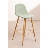 Pack 2 Tall Stools in Corduroy Glamm, thumbnail image 1