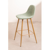 Pack 2 Tall Stools in Corduroy Glamm, thumbnail image 2