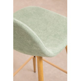 Pack 2 Tall Stools in Corduroy Glamm, thumbnail image 3