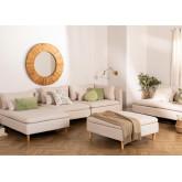 Sofa  Modules in Fabric Javir, thumbnail image 1
