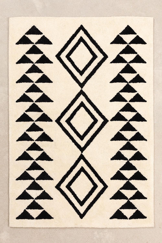 Wool Rug (175x125 cm) Bloson, gallery image 1