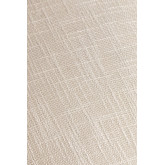 Round pouf in Salma fabric, thumbnail image 5