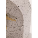 Table Clock in Cement Enpunt, thumbnail image 2