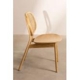 Elm Wood Chair Afri, thumbnail image 3