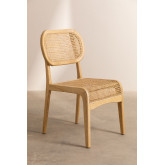 Asly Elm Wood Dining Chair, thumbnail image 2