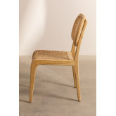 Asly Elm Wood Dining Chair, thumbnail image 3