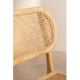 Asly Elm Wood Dining Chair, thumbnail image 5