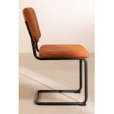 Orwell Leatherette Dining Chair, thumbnail image 3