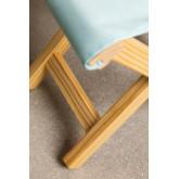 Foldable Wooden Stool Dalma Colors, thumbnail image 5