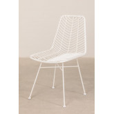 Synthetic Rattan Dining Chair Gouda Colors , thumbnail image 3