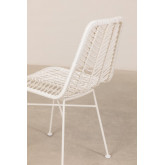 Synthetic Rattan Dining Chair Gouda Colors , thumbnail image 5
