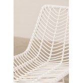 Synthetic Rattan Dining Chair Gouda Colors , thumbnail image 6